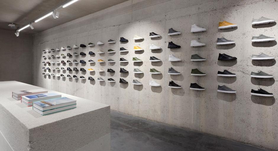 ETQ Amsterdam Store by Studio Jos van Dijk