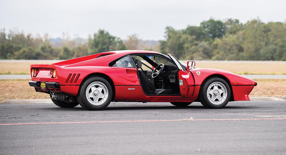 1985 Ferrari 288 Gto Opumo Magazine