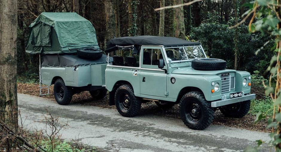 Land Rover Series 3 Defender TDI
