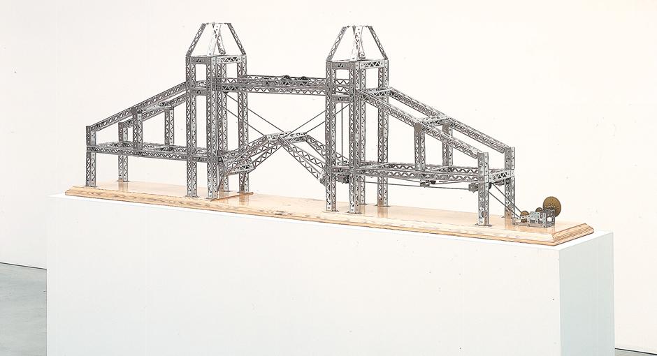 Bridges by Chris Burden at Gagosian New York