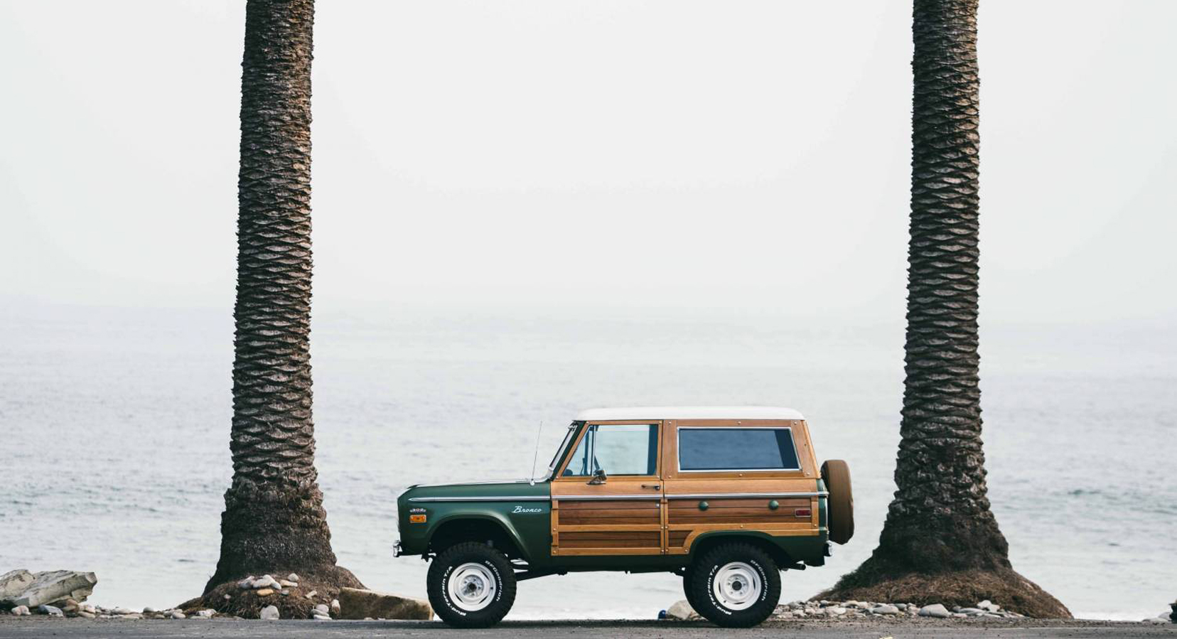 1974 'Woody' Ford Bronco