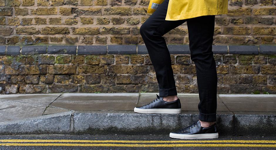 Buttero Tanino Sneaker SS16