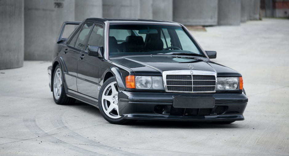 1990 Mercedes Benz 190e Evolution 2 Opumo Magazine