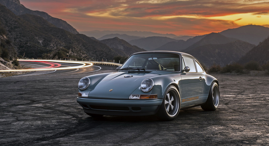 singer vehicle design porsche 911 opumo magazine. Black Bedroom Furniture Sets. Home Design Ideas