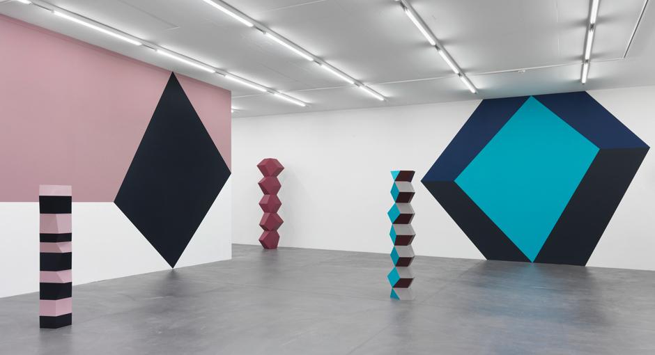 Angela Bulloch Exhibition at Eva Presenhuber