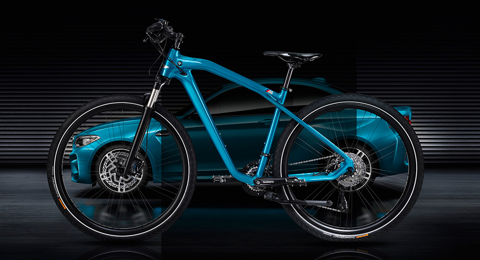 BMW release the M2 Bicycle