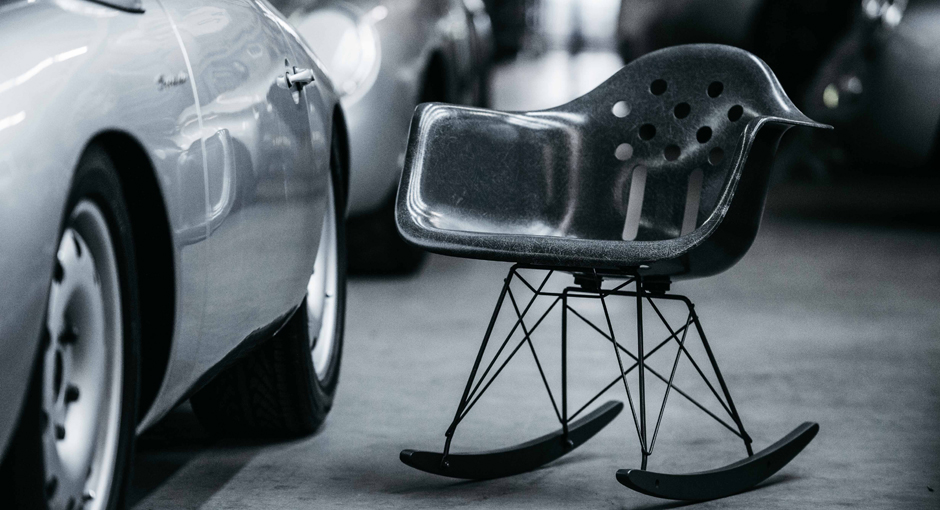 The Arm Shell Chair by Modernica