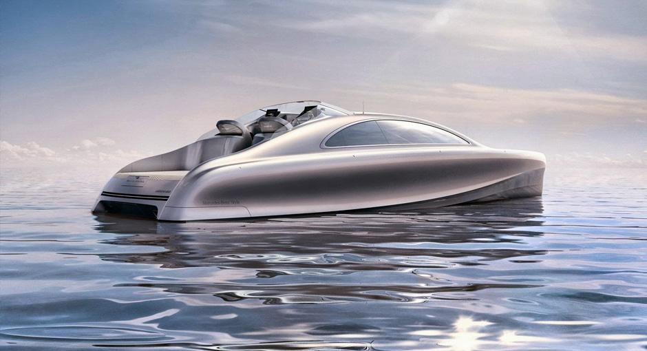 Mercedes-Benz Arrow460 Granturismo Yacht