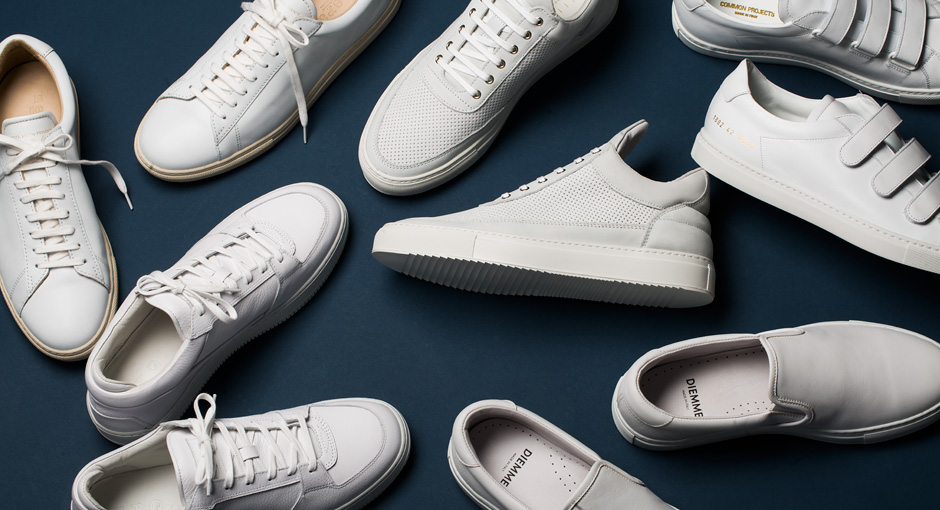 Top 5 White Summer Sneakers