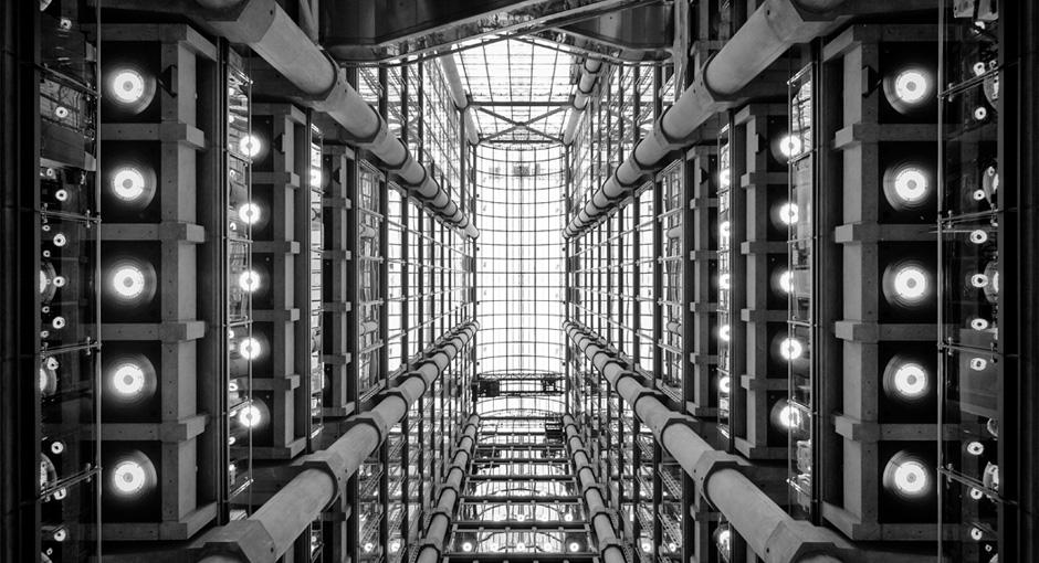 Symmetrical Architecture by EMCN