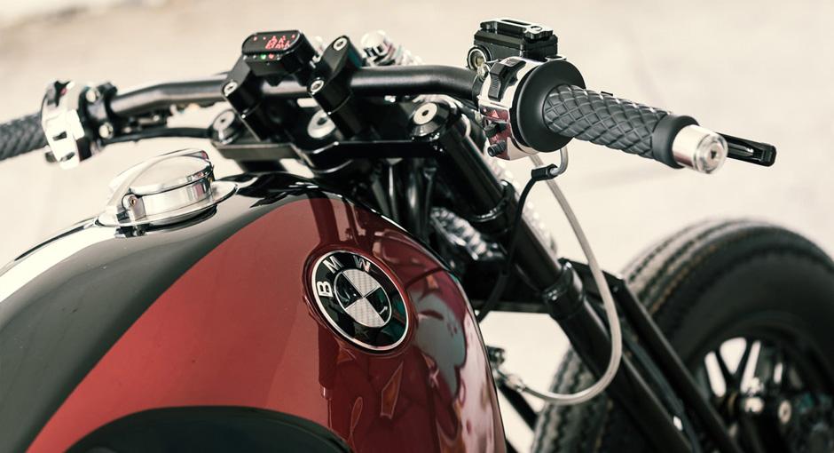 Custom BMW Airhead from UNIK Edition Motorcycles