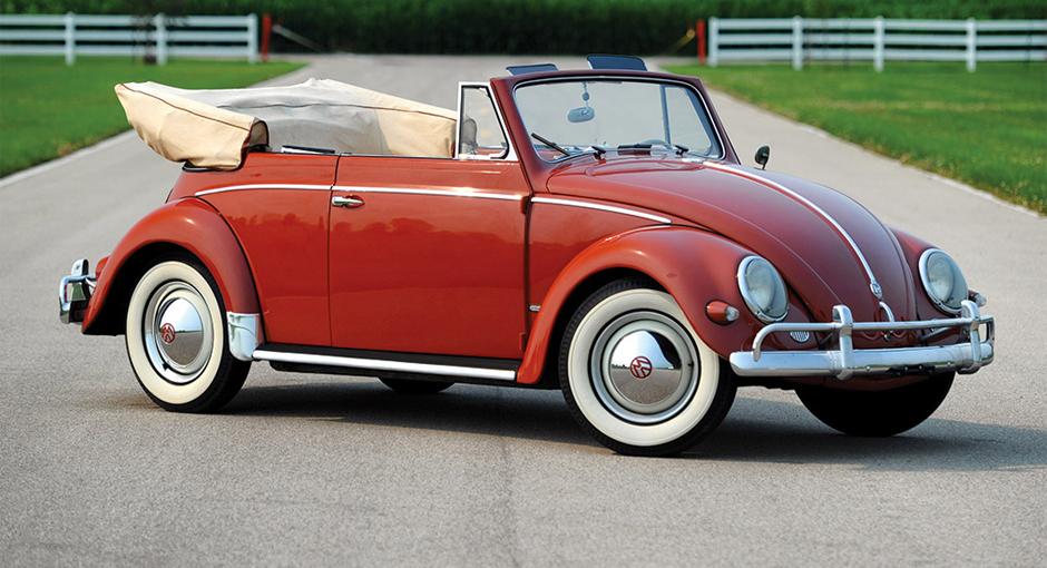 1957 Volkswagen Type 1 Beetle Cabriolet Opumo Magazine