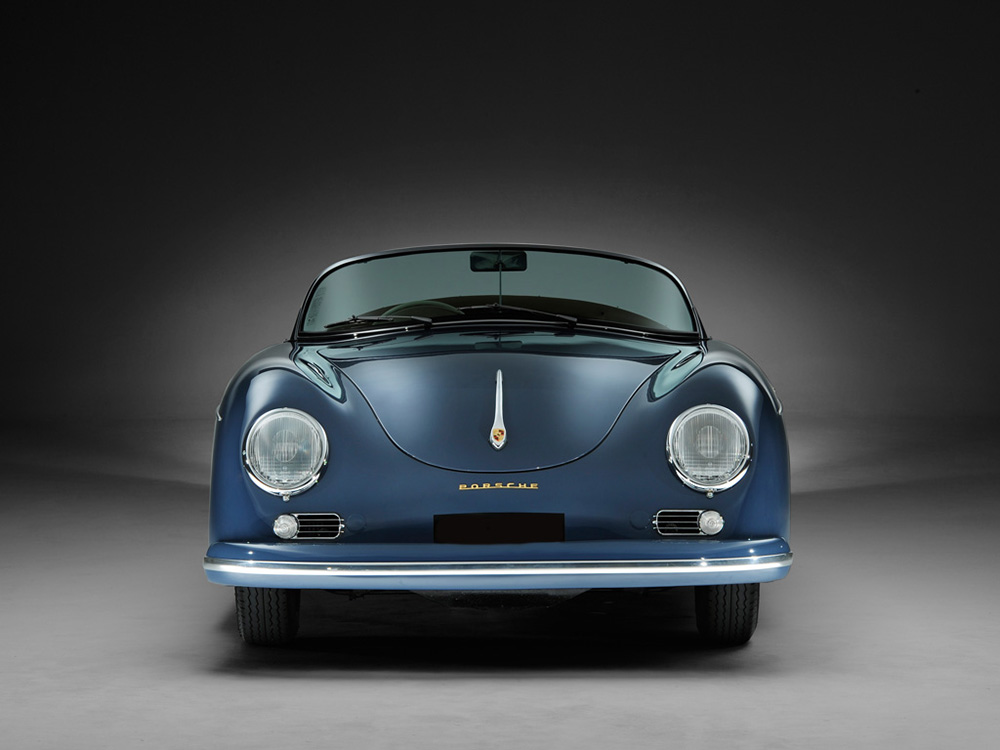 Drive Like James Dean In A Porsche 356 Speedster Opumo