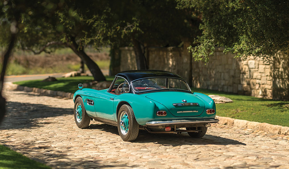 1957 BMW 507 Roadster Series 1