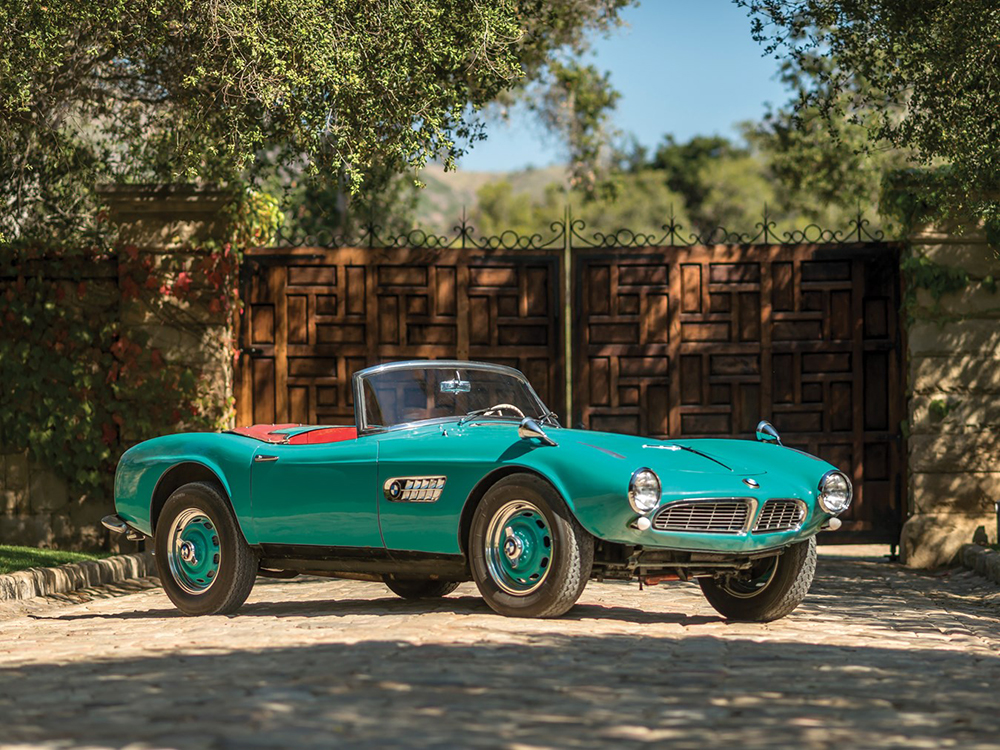 1957 BMW 507 Roadster Series I7