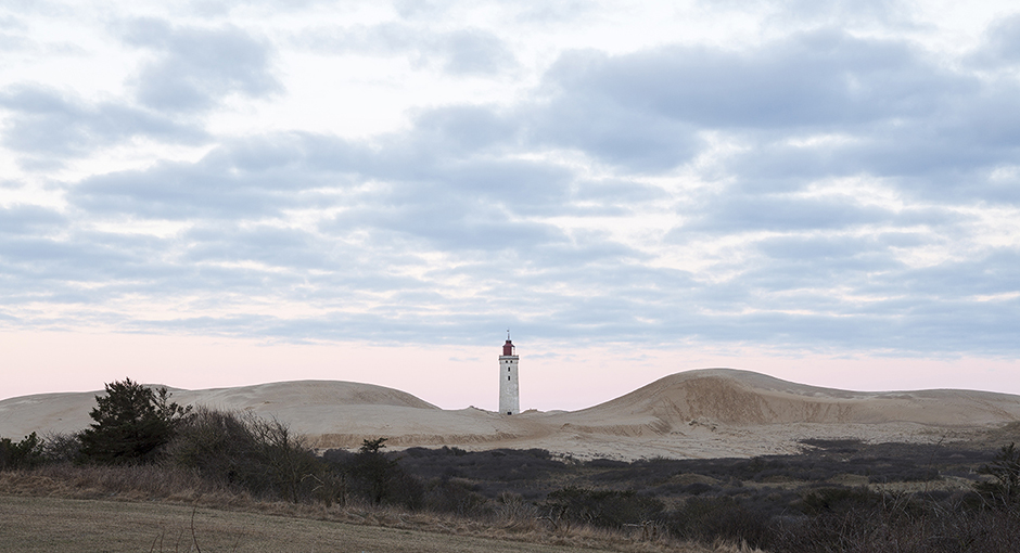 Rubjerg Knude Lighthouse by Bessards' Studio & Jaja Architects