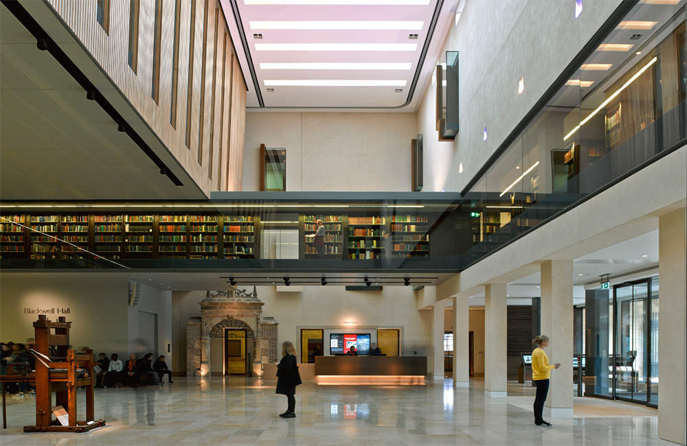 weston library by wikinsoneyre
