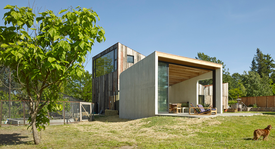 Meier Road by Mork Ulnes Architects