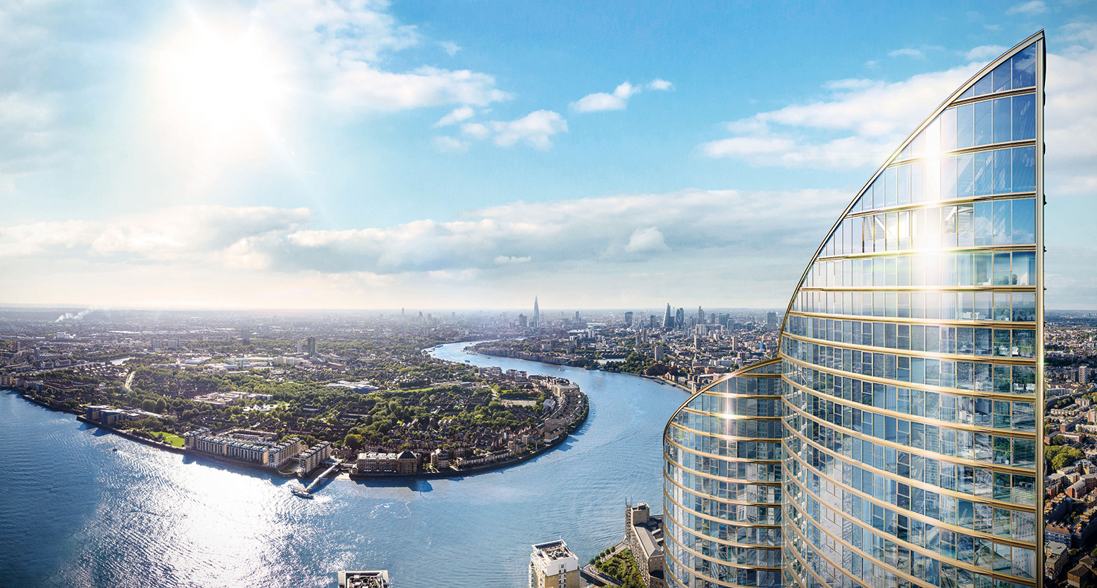 Western Europe's tallest skyscraper to be built in London