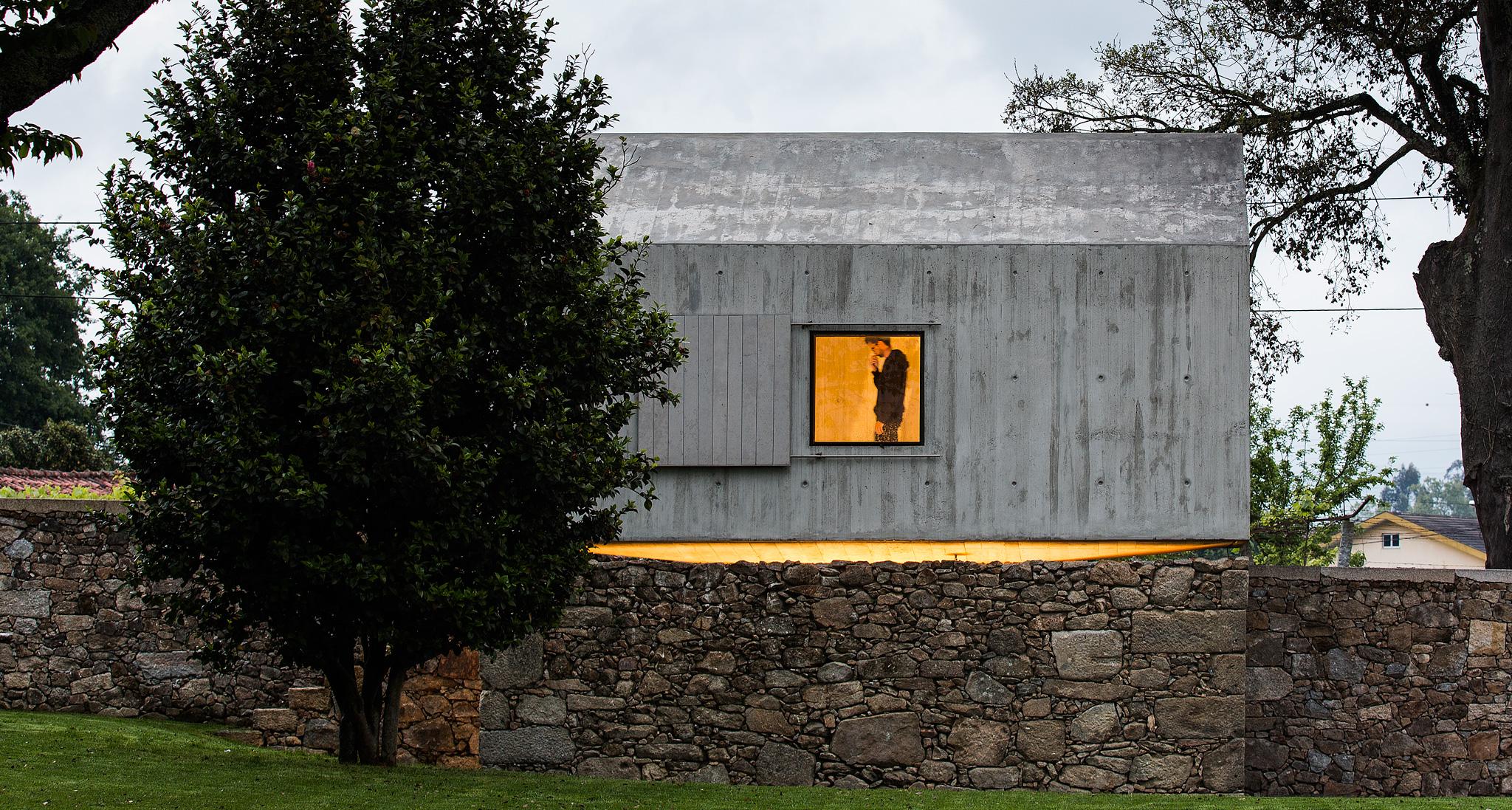 Concrete dreams; inside the Dovecote by Sequeira Arquitectos