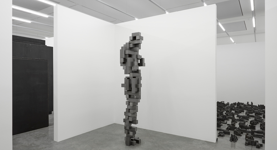 Must See: Antony Gormley 'Fit' at White Cube