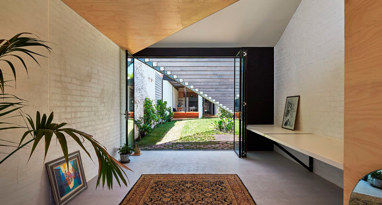 The Three-Sided Kite House By Architecture Architecture