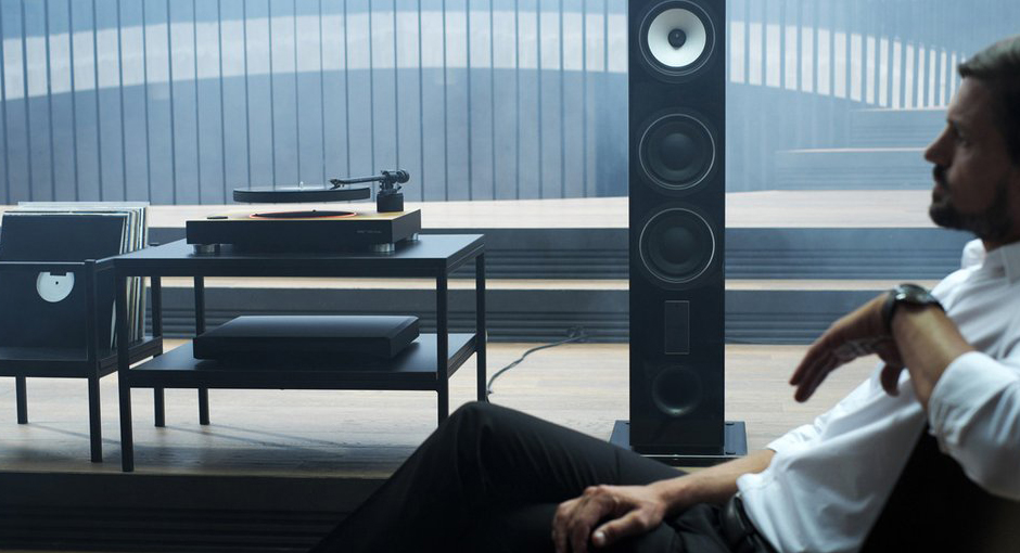 Mag-Lev Audio Introduce The World's First Levitating Turntable