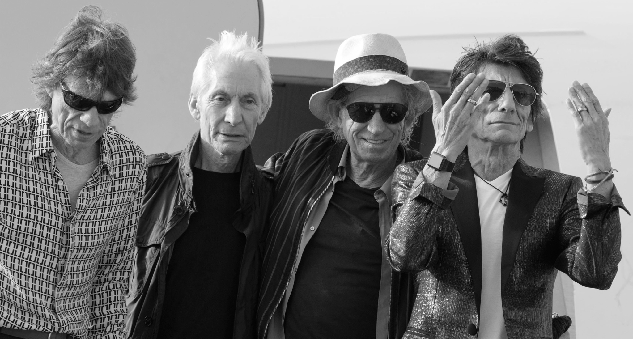 The Rolling Stones Are Releasing A New Album