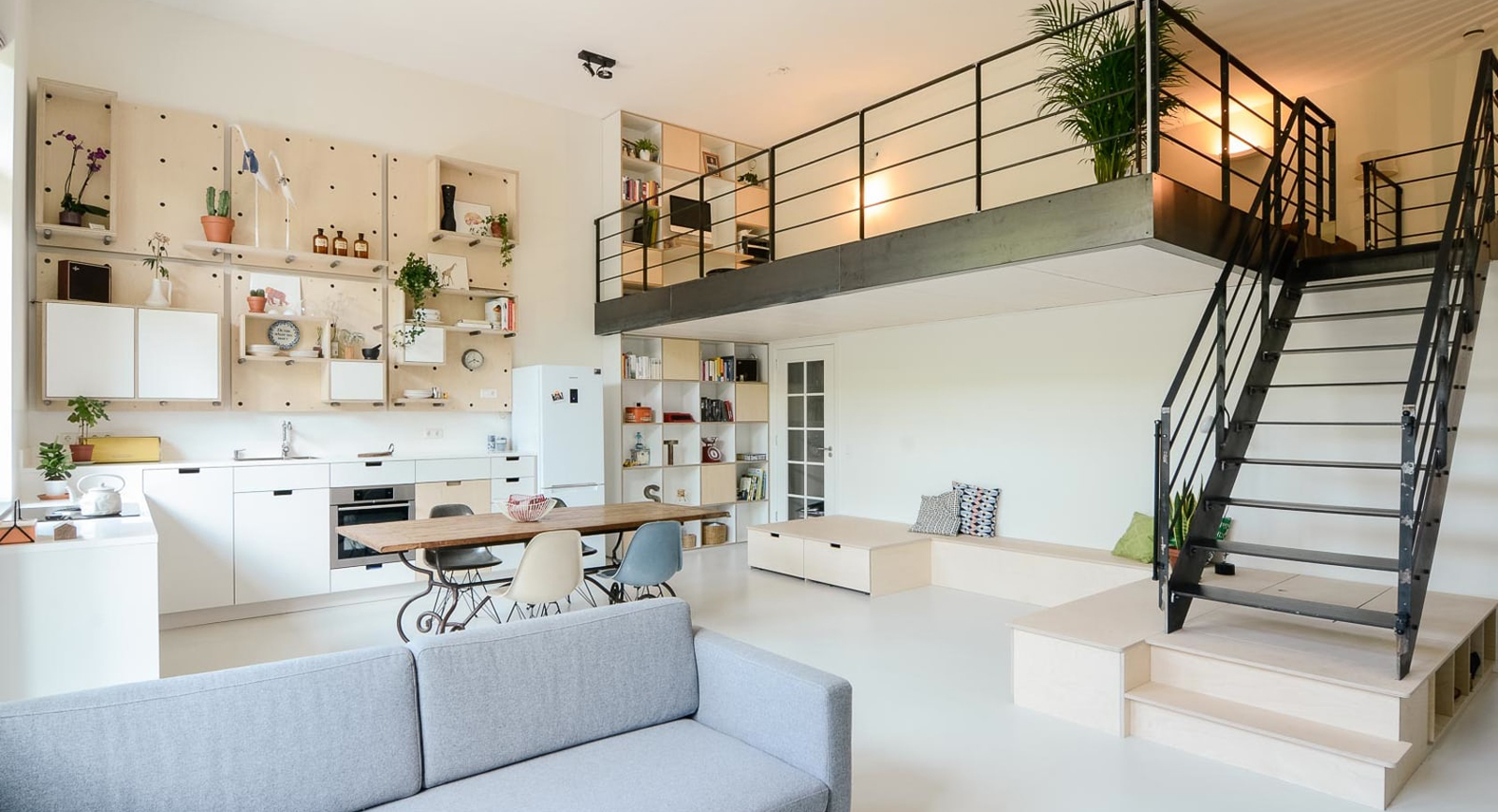 Ons Dorp Amsterdam Loft Conversion