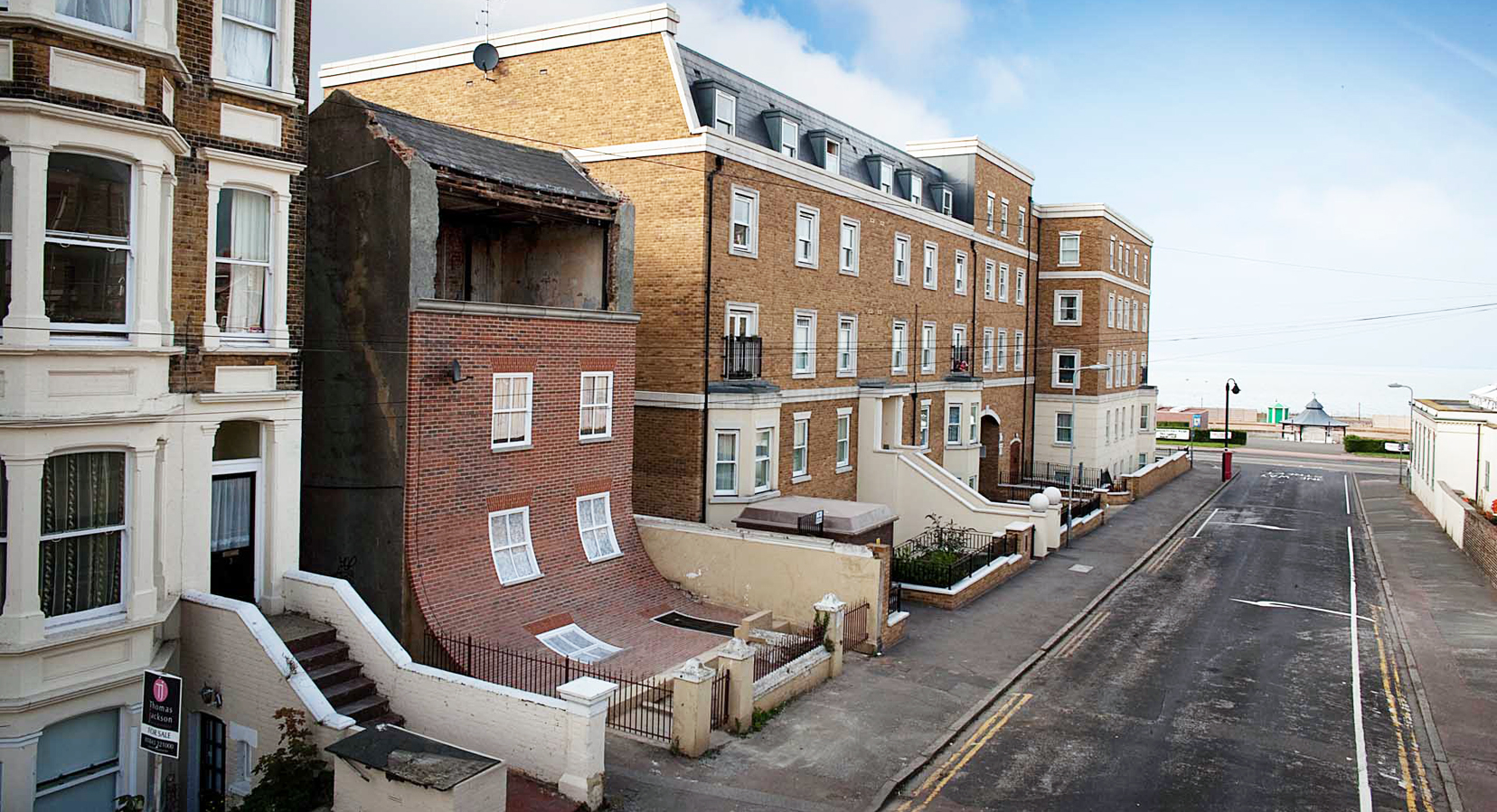 The Creators: Alex Chinneck Interview