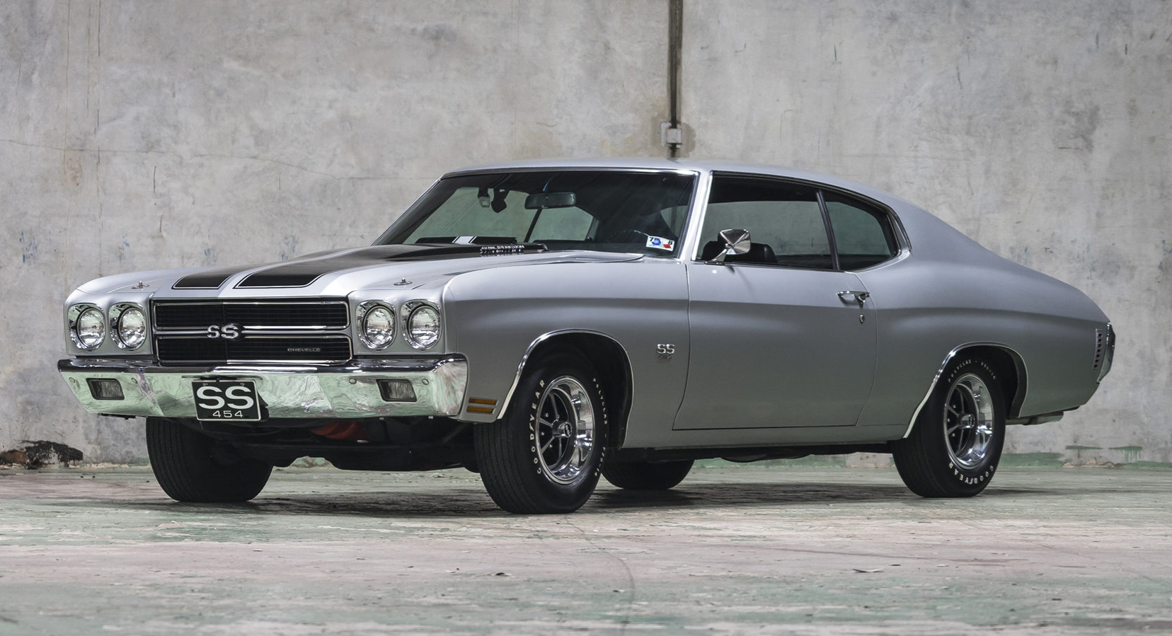 The Ultimate Muscle Car: 1970 Chevrolet Chevelle LS6