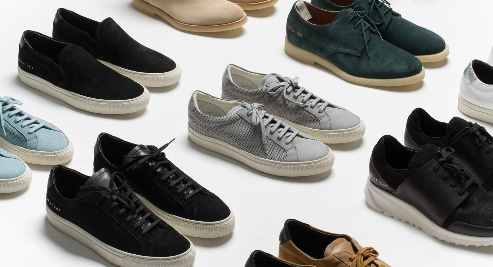 Common Projects Sizing