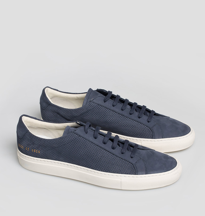 outlet boutique better buy best Introducing The Common Projects Summer Edition Sneaker | OPUMO