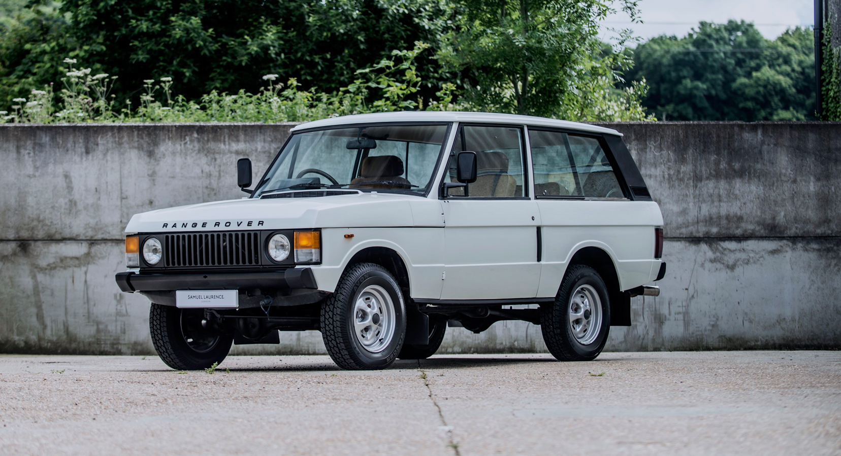 Classic Car Find of the Week : 1981 Range Rover
