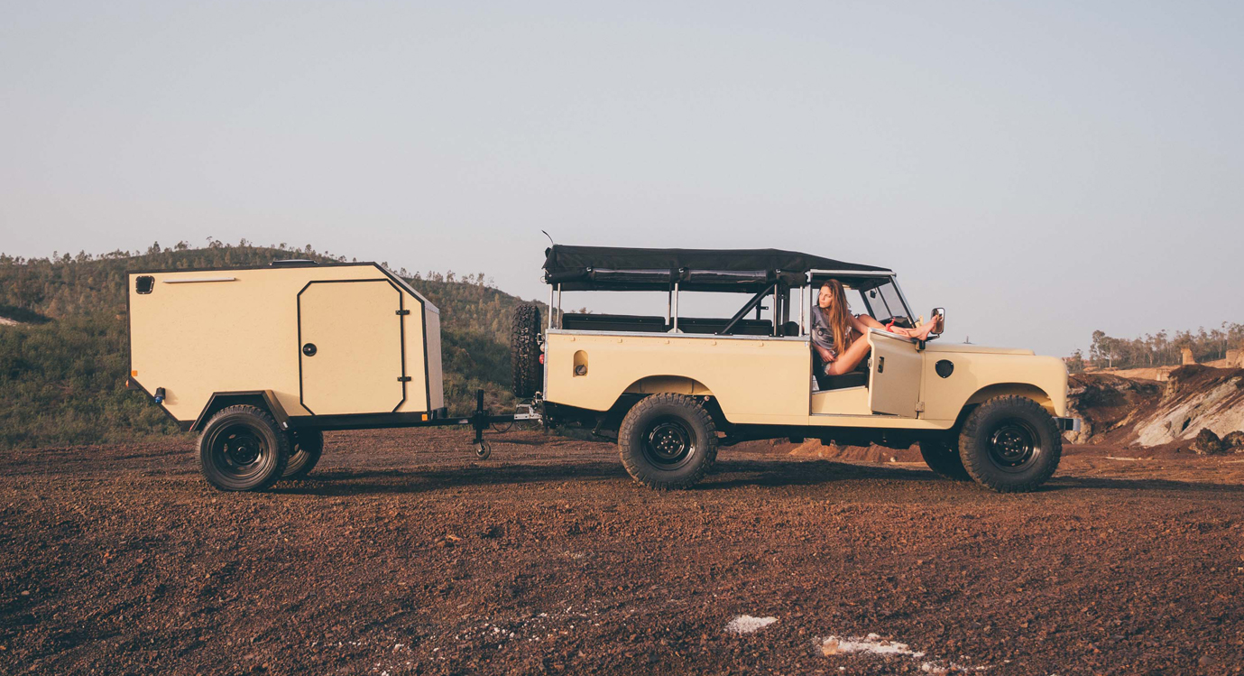 A First Look at the Land Rover 109 from Cool & Vintage