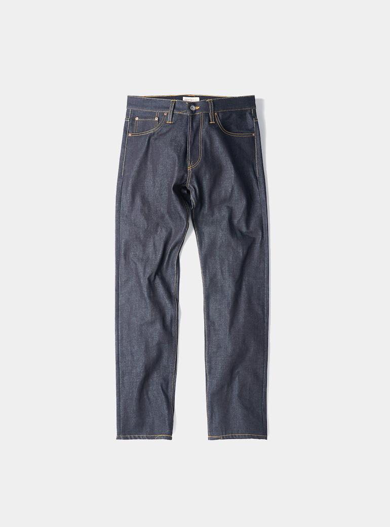 Hawksmill Denim Co Loose Tapered 14oz Raw Organic Jeans