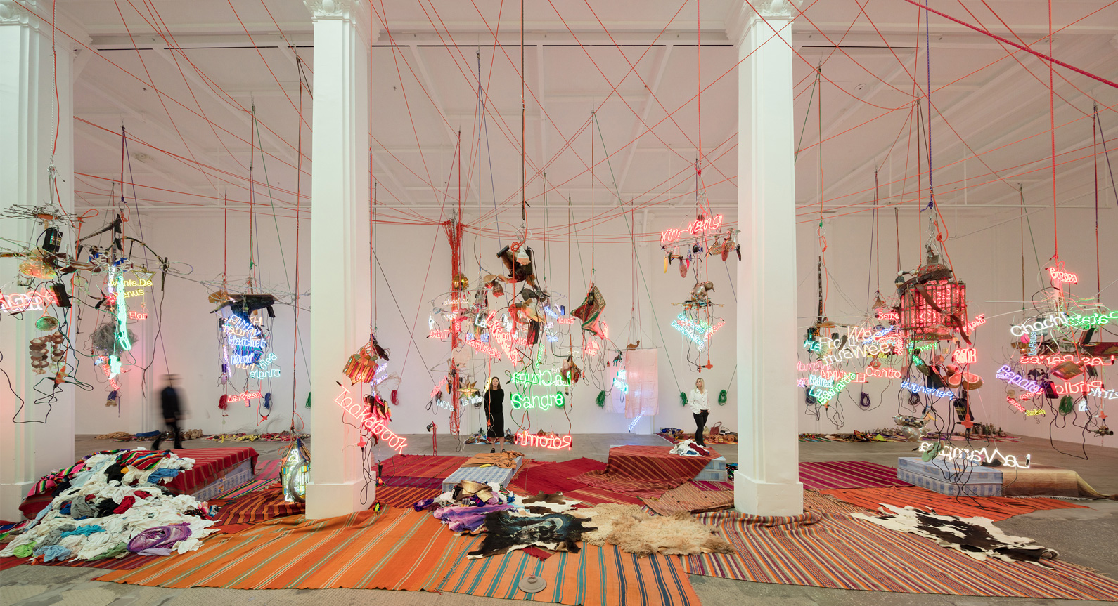 Must See: Jason Rhoades at Hauser & Wirth Los Angeles