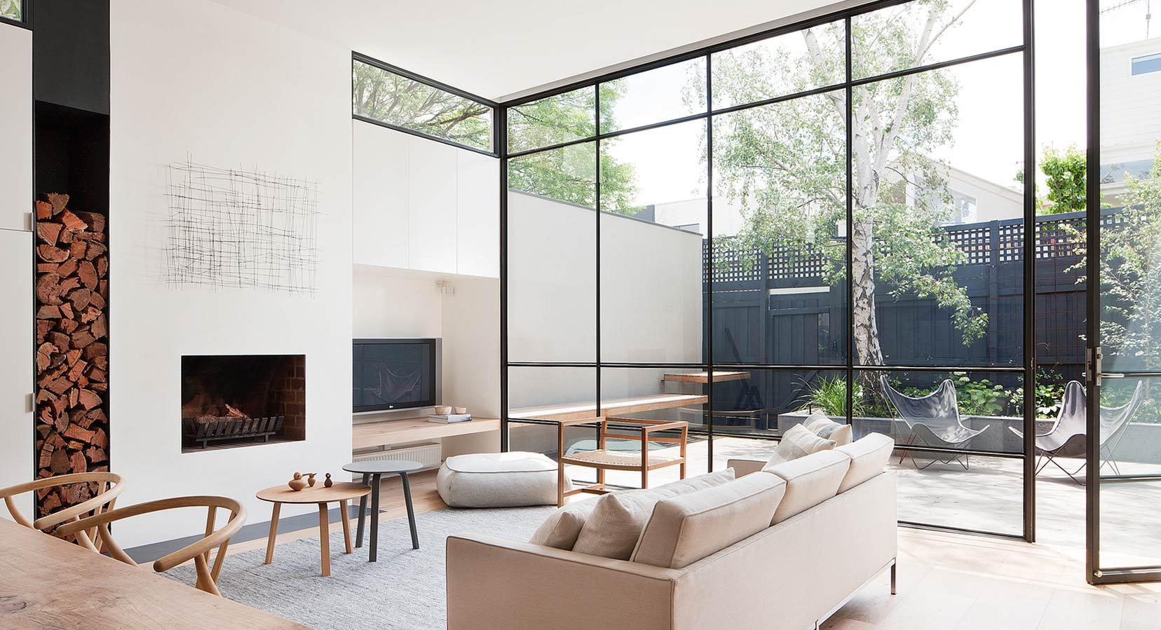 Take A Look Inside The Incredibly Elegant Armadale House by Robson Rak Architects & Made by Cohen