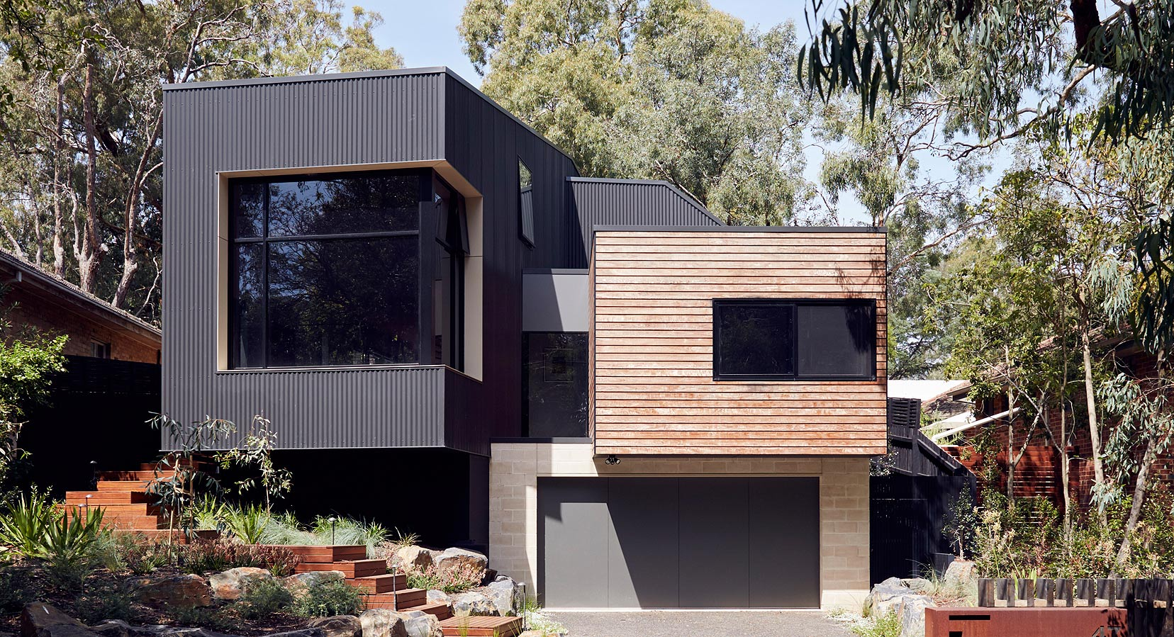 Take a Look Inside the Blackburn House by ArchiBlox