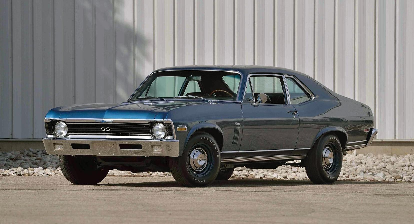 Clic Car Find Of The Week 1970 Chevrolet Nova Ss