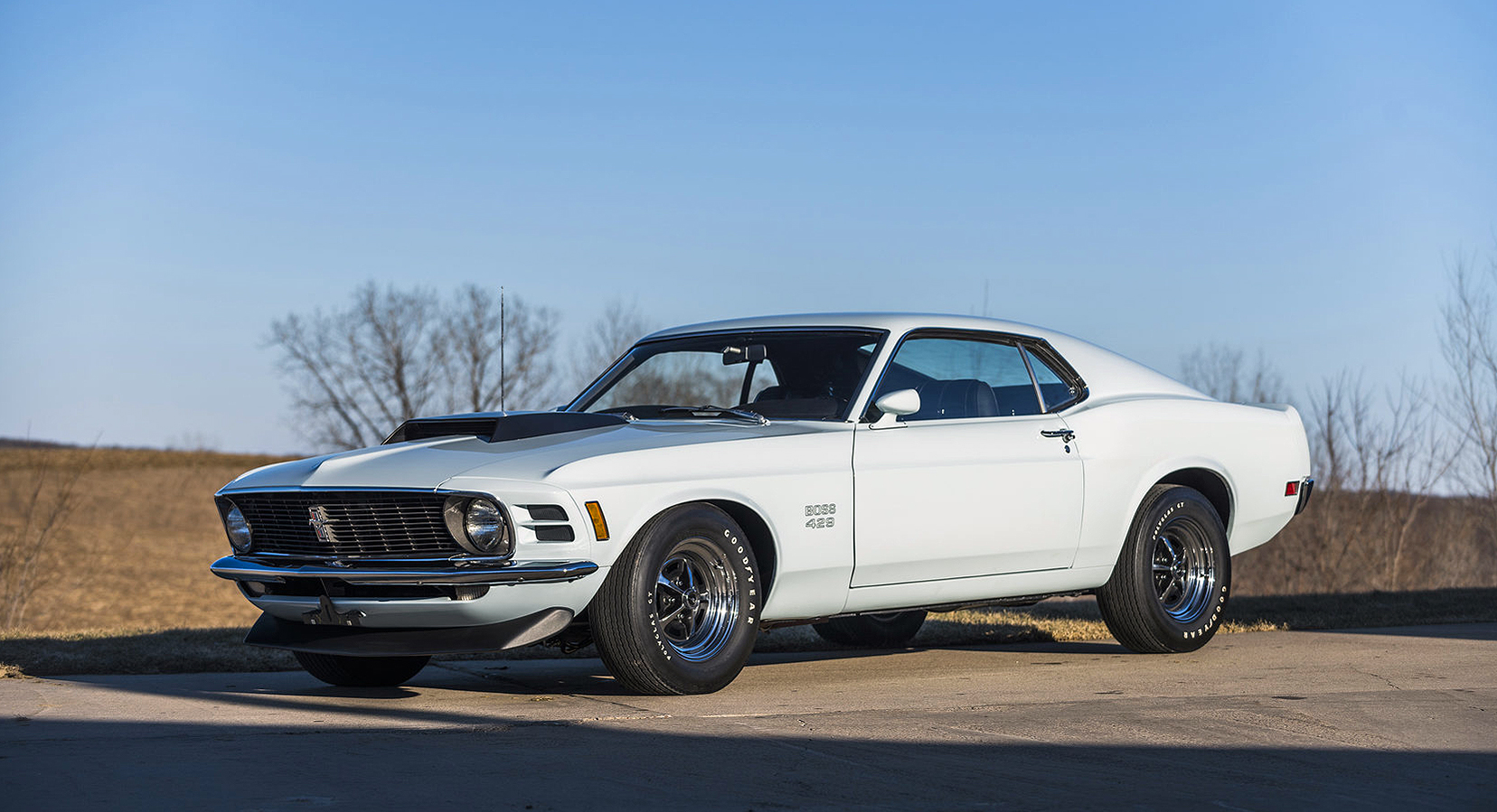 Classic car find of the week the 1970 ford mustang boss 429 fastback