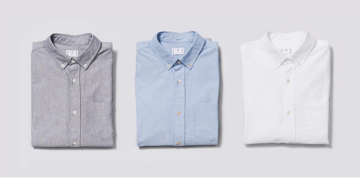 Opumo-Asket-Shirts