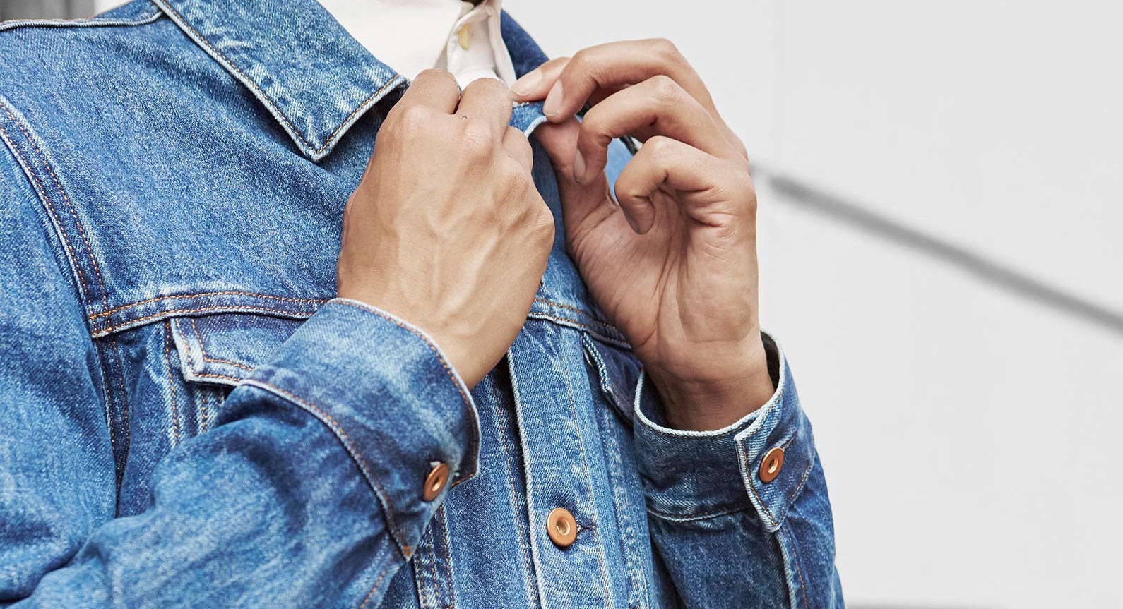 Natural Selection Shows You How To Wear A Denim Jacket