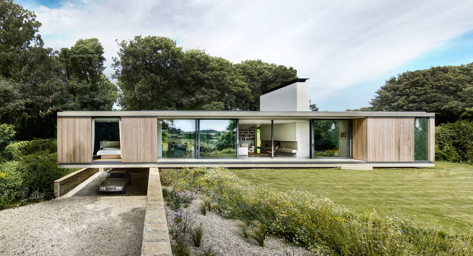 Ström Architects Reveals The Modern-Day Bungalow