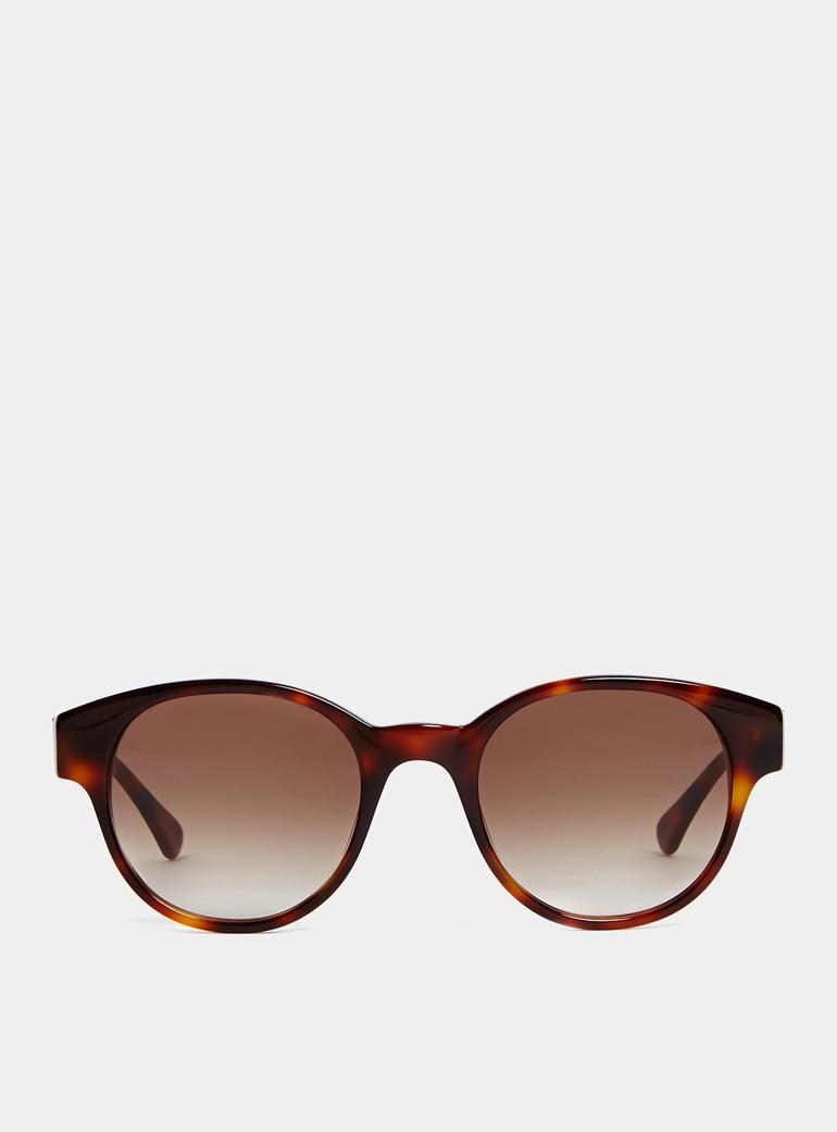 YMC Tortoiseshell Frida Sunglasses