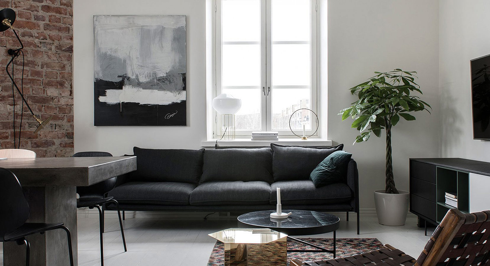 Laura Seppanen Masters Inner-City Living With The Helsinki Apartment