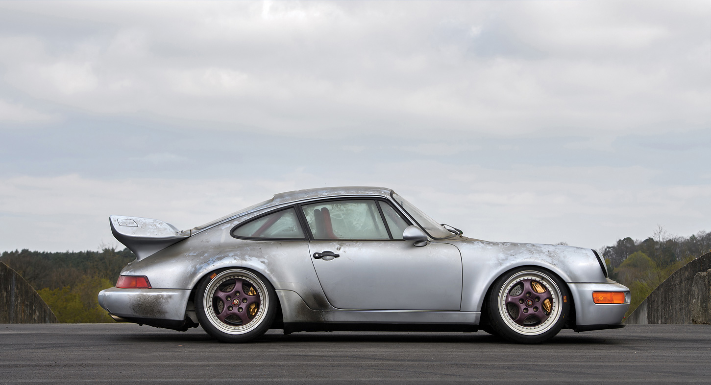 This Rare Porsche 911 RSR With Only 6 Miles On The Clock Is Expected To Sell For Over $2Million