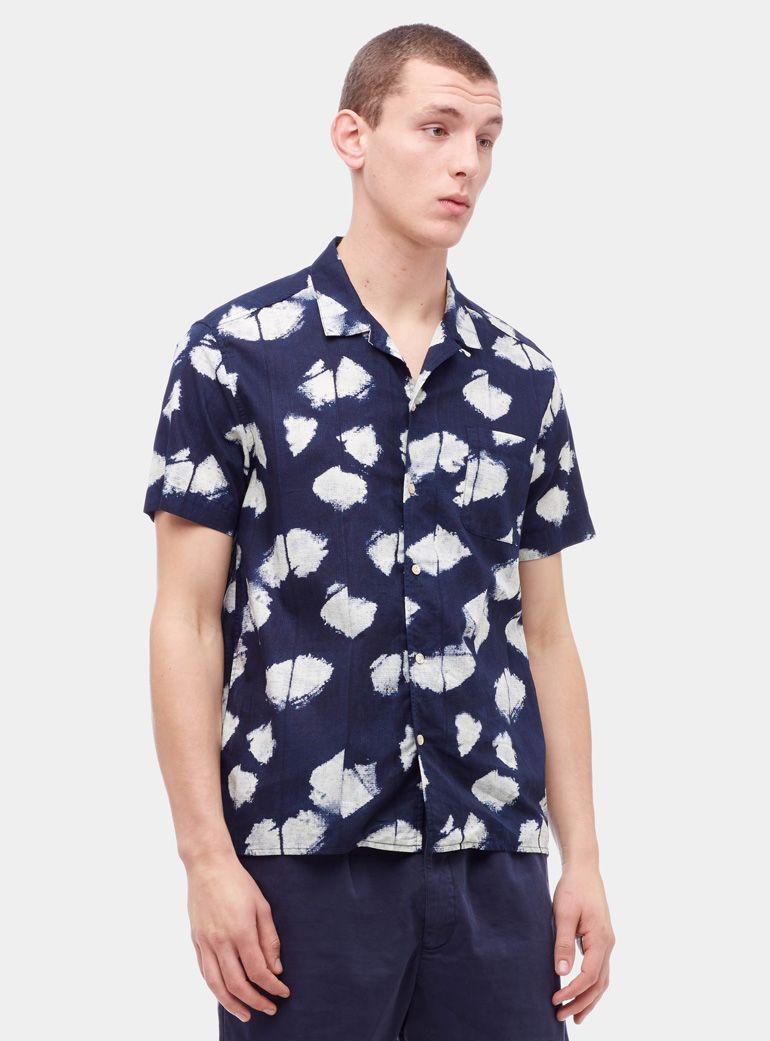 ymc_navy_paw_print_malick_shirt