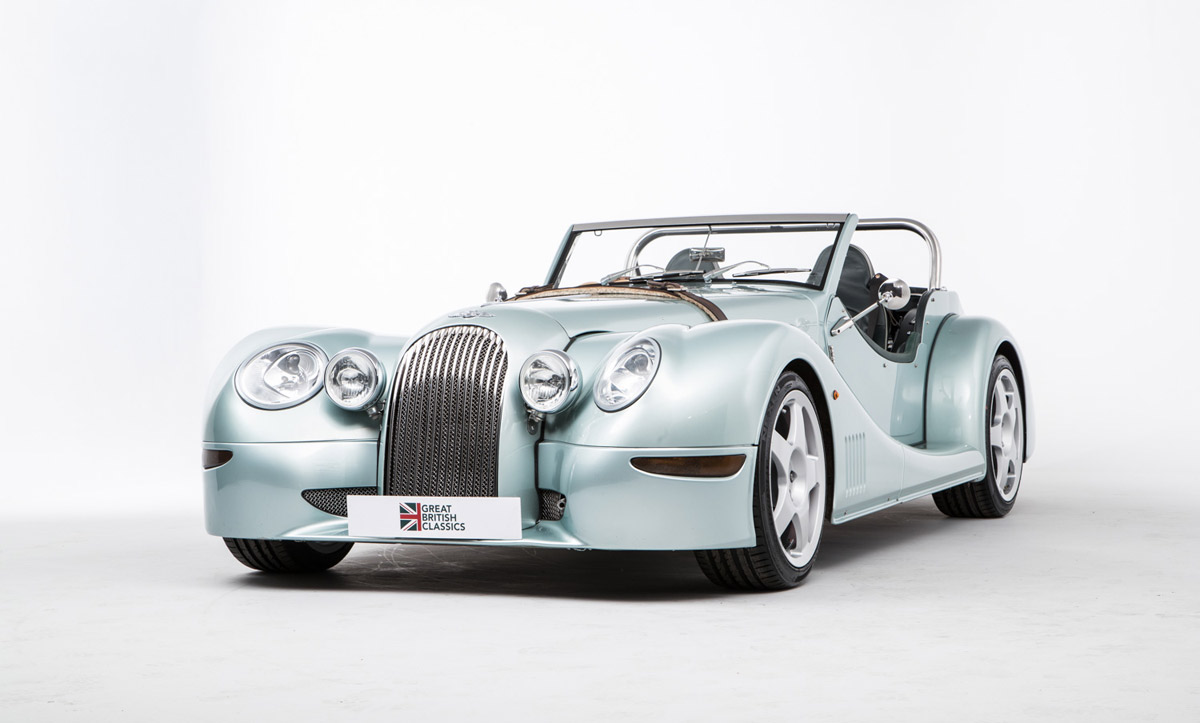 Is The Morgan Aero 8 The Most Underrated British Sports Car Opumo Magazine