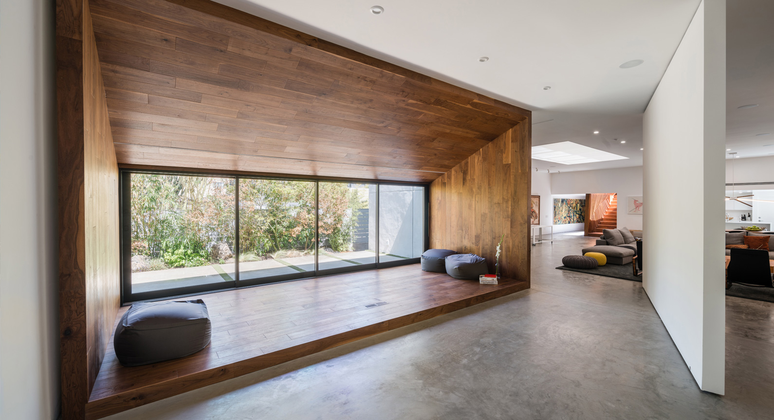 Dan Brunn Renovates Frank Gehry-designed LA Home to Create 'The Hide Out'